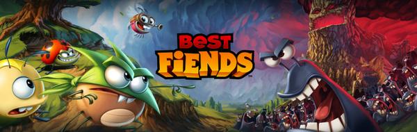 Ex-Roviolaisten perustama Seriously julkaisi Best Fiends -pelin iOS:lle