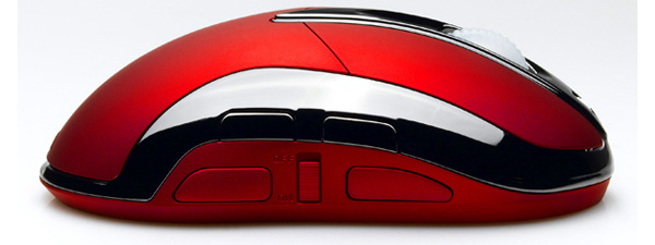 Chameleon X-1 muuttuu hiirestä Padiksi