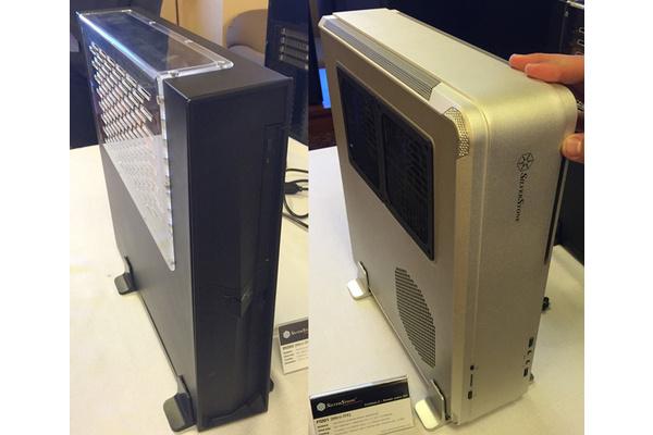 SilverStone esitteli kaksi poikkeuksellista mini-ITX-koteloa