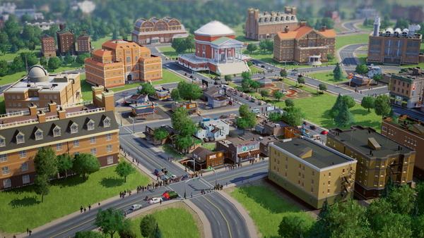 SimCityn julkaisu penkin alle - Amazon poisti pelin myynnistä