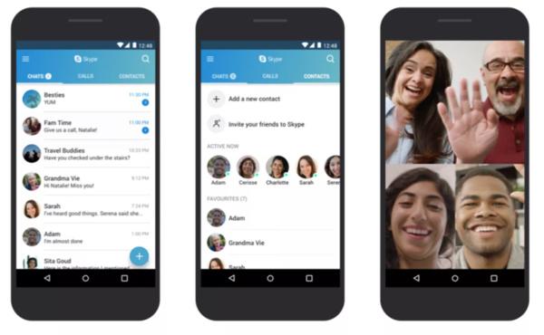 Tämä päivitys kannattaa ladata – Skype toimii paremmin vanhoissa puhelimissa