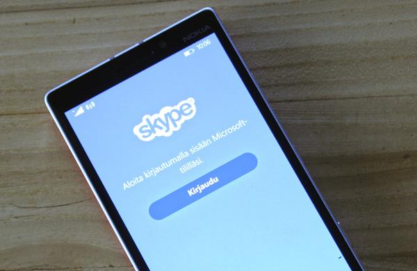 Skype saa tuen kuvien jakamiselle – saapui jo Windows Phonelle