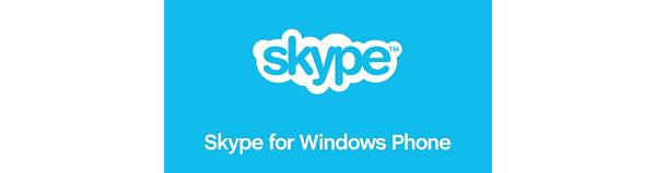 Windows Phonen Skype-sovellus valmistui