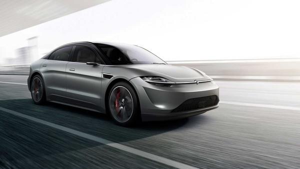 Sony uskoo autojen olevan seuraava mobiilialusta –Kehitti Vision-S-auton