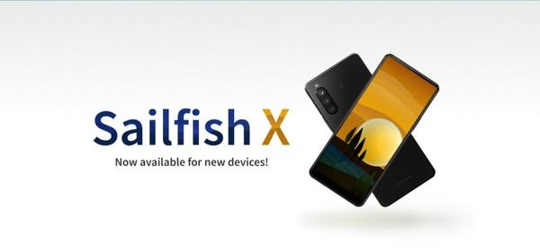 Sony Xperia 10 II sai tuen Sailfish X -käyttöjärjestelmälle