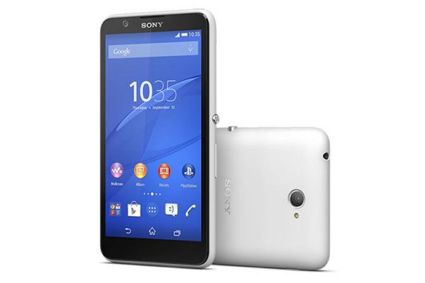 Sony julkisti Xperia E4:n – edullinen älypuhelin peruskäyttöön