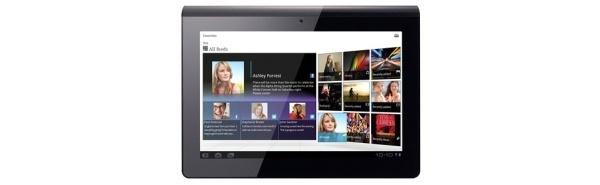 Sonyn Tablet S keskittyy viihteeseen
