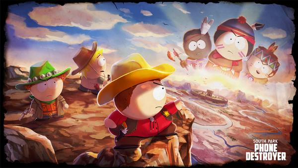 Kotimaisen RedLynxin virallinen South Park -keräilykorttipeli julkaistiin Androidille ja iOS:lle