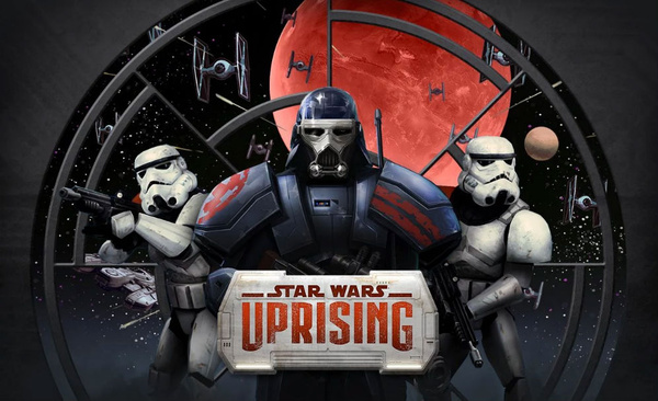 'Star War: Uprising' launches for mobile
