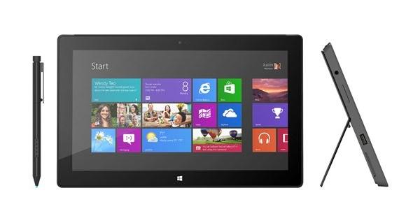 Surface Pro -tabletin akunkesto ainoastaan neljä tuntia