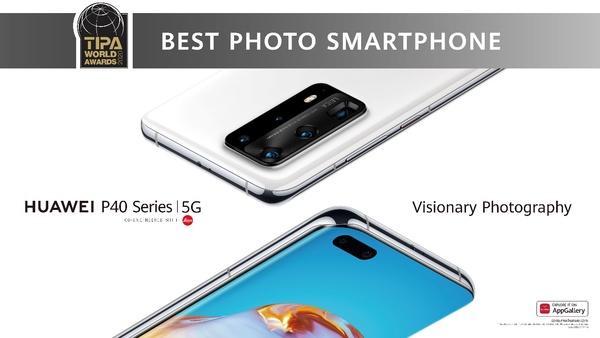 Huawein P40 -sarja voitti TIPA-palkinnon - valittiin vuoden 2020 parhaaksi valokuvaamiseen soveltuviksi älypuhelimiksi