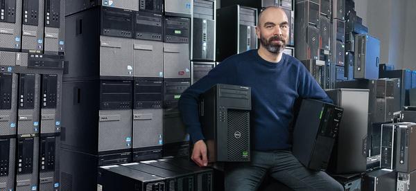 Taitonetti: käytettyjen tietokoneiden suosio jatkuu