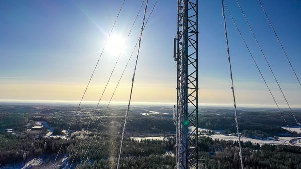 Telia laajentaa Jyväskylän 5G-verkon kattavaksi kesän aikana