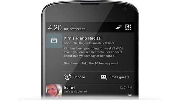 Android 4.3:n uudet ominaisuudet lupaavat hyvää puhelimen lisälaitteille