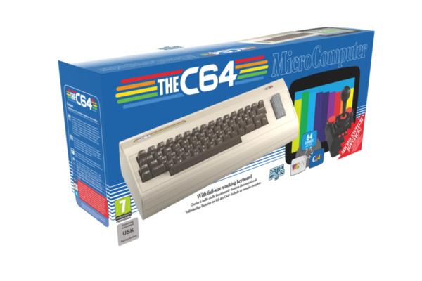 Forget mini-sized retro consoles, here comes new full-sized Commodore 64