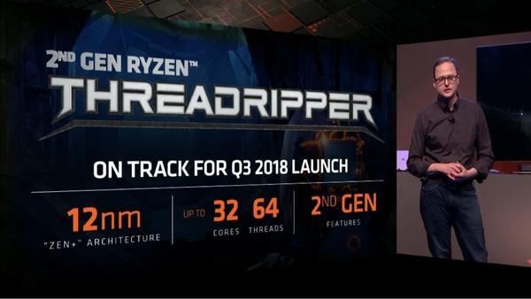 AMD:n uusi 32-ytiminen huippupiiri Ryzen Threadripper myyntiin, hinta lähes kaksi tonnia