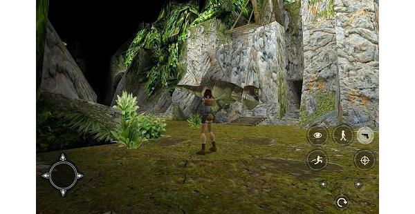 Alkuperäinen Tomb Raider saapui Androidille