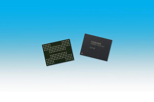 Toshiba kehitti ennätyssuuren 16-kerroksisen SSD-muistipiirin