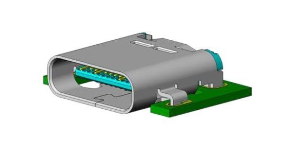 Uusia kuvia tulevasta USB-liittimestä - sopii kummin päin vain