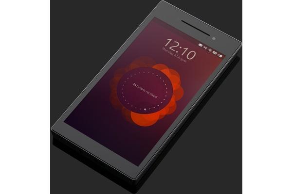 Ensimmäinen Ubuntu-puhelin Edge kuvissa