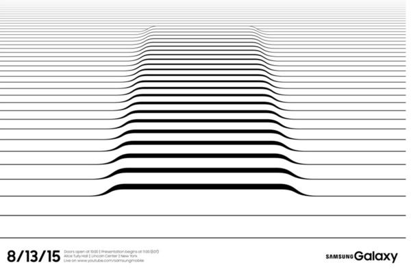 Nyt se varmistui: Galaxy Note 5 esitellään 13. elokuuta