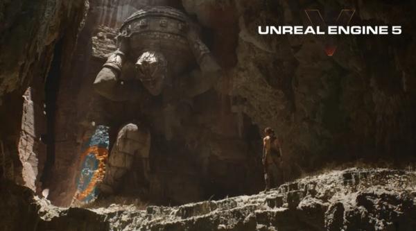 Tältä näyttävät seuraavan sukupolven huippupelit – Unreal Engine 5 julkaistu!