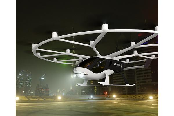 Itsestään lentävistä koptereista kaupunkien ilmatakseja? Autojätti teki ison sijoituksen