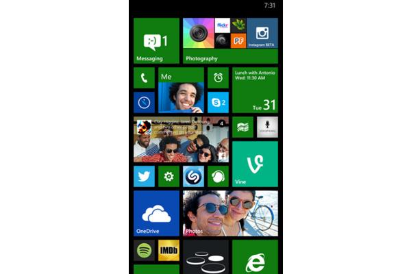 Microsoft esitteli Windows Phonen seuraavan päivityspaketin sisällön
