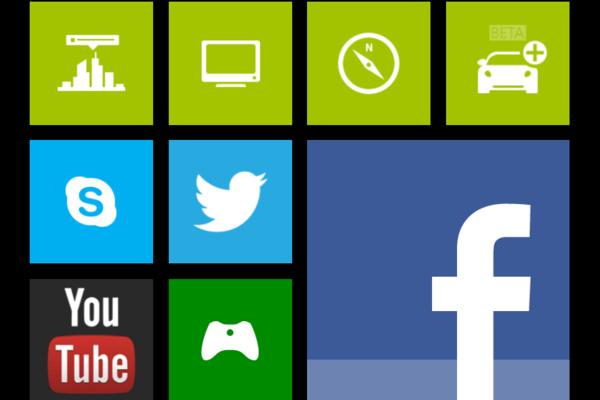 Facebookin käyttäjädata antaa vihjeitä Windows Phone 8 -laitteiden myyntiluvuista