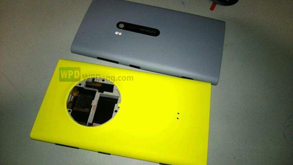 Kuvissa: Onko 808 Pureview'n Lumia-serkku tällainen?