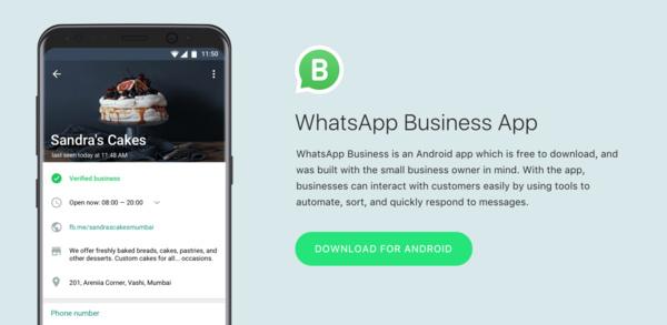 WhatsApp julkaisi uuden ilmaisen sovelluksen