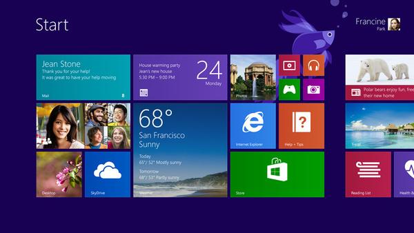 Ensikatsauksessa Windows 8.1: paljon uutta ja korjauksia vanhaan