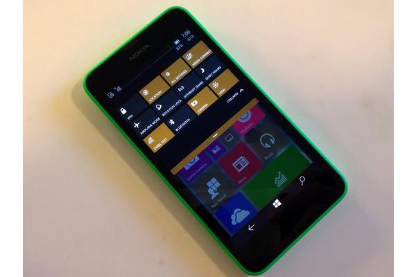 Esittelyssä Windows 10: ilmoituskeskus