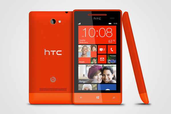 HTC:n astetta edullisempi Windows-puhelin: Windows Phone 8S