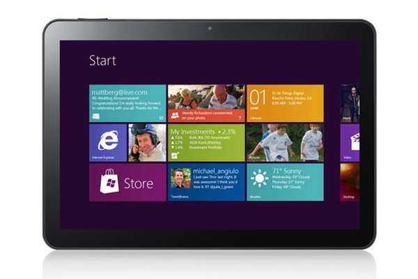 Intel esitteli näkemyksensä Windows 8 -tableteista