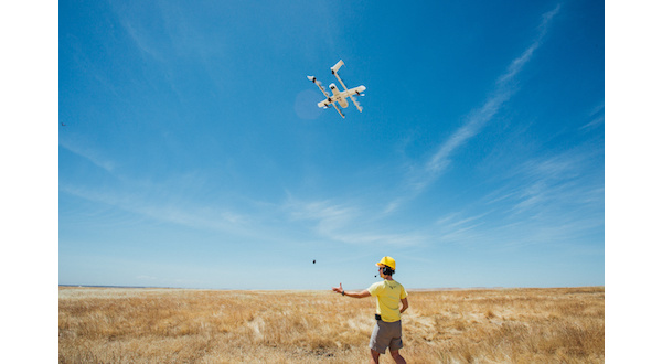 Onneksi olkoon Helsinki! Googlen sivuprojekti käynnistää lennokkilähetykset tänä kesänä