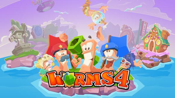 Worms 4 julkaistiin Androidille
