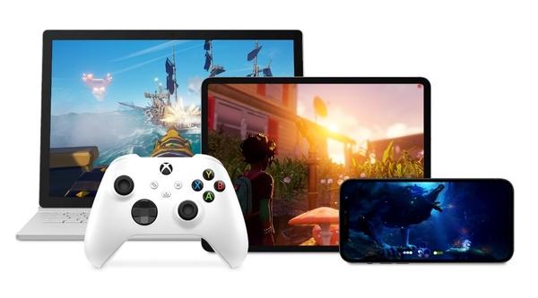Microsoftin Xbox-pilvipelipalvelua pystyy nyt käyttämään Applen laitteille sekä tietokoneille