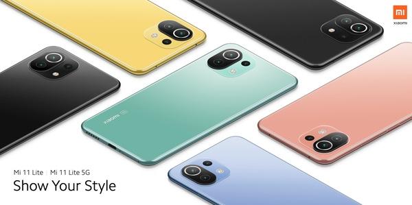 Xiaomin Mi 11 Lite 5G ja Mi 11i nyt ennakkomyynnissä - kaupan päälle Xiaomin älykello