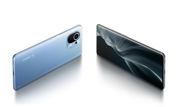Xiaomin Mi 11 -huippupuhelin nyt myynnissä 849 eurolla - ennakkomyynnissä ostaneelle Mi Watch -älykello kaupan päälle
