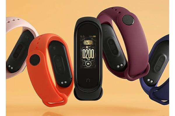 Xiaomi julkaisi uuden parin kympin näytöllisen aktiivisuusrakkeen