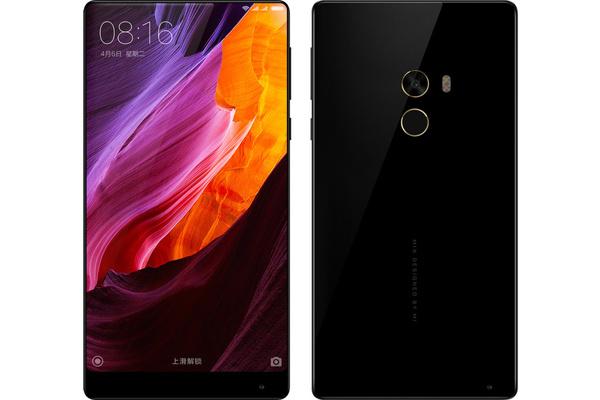 Xiaomin uusi Mi Mix -älypuhelin häikäisee ulkonäöllään