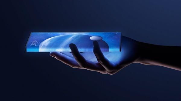 Onko tässä älypuhelimien tulevaisuus? Koko puhelin kiedottu näyttöpaneeliin