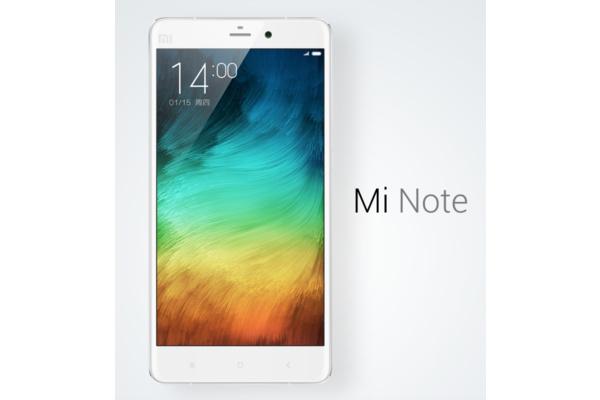 Kiinan älypuhelinihme julkaisi Mi Noten ja Mi Note Pron