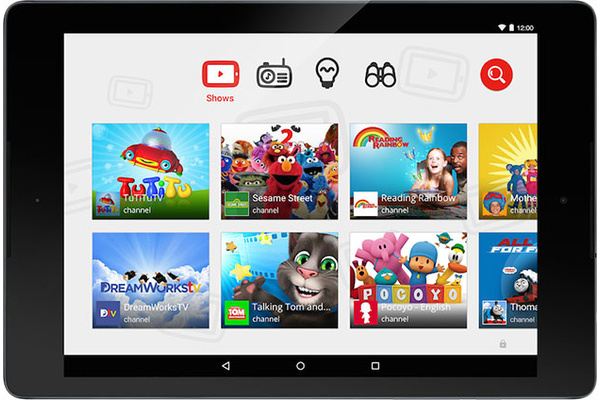 YouTube Kids app now available for iOS, Android