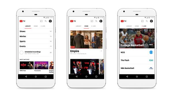 YouTube aikoo valloittaa television – Uusi YouTube TV -palvelu käynnistyi
