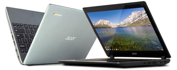 PC-myynnin lasku ajaa Aceria Windowsista Androidiin