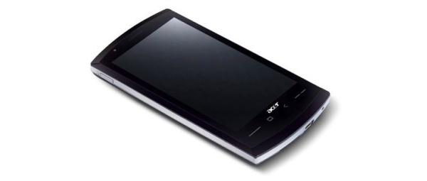 Acer julkisti Liquid-kosketuspuhelimensa - Android ja Snapdragon-suoritin