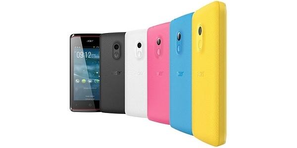 Acer esitteli halvimman Android-merkkipuhelimen