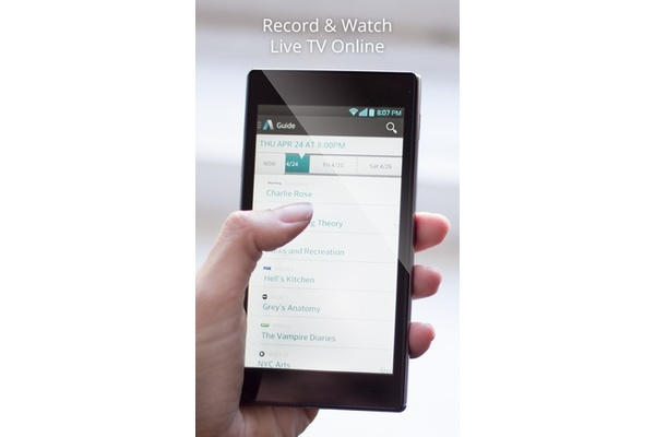 Aereo for Android gets Chromecast support